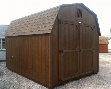 10x14 Heavy Duty Highwall Storage Barn At Pine Creek Structures of Spring Glen (Hegins), PA
