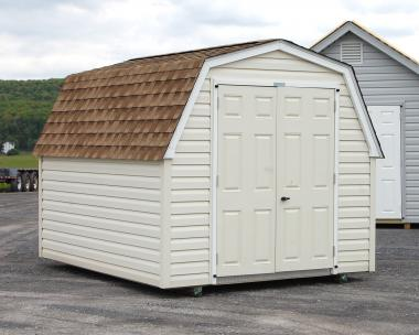 8x10 Heavy Duty Mini Barn available at Pine Creek Structures in Elizabethville (Berrysburg), PA  (717) 362-6974